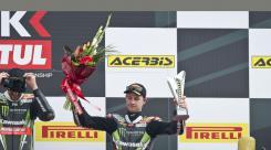 SBK - Jonathan Rea - Kawasaki Ninja ZX-10R - Race 1