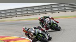 SBK - Jonathan Rea - Kawasaki Ninja ZX-10R - Race 2 - Sunday