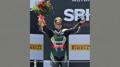 SBK - Jonathan Rea - Kawasaki Ninja ZX-10R - Saturday - Race 1