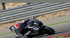 SBK - Jonathan Rea - Kawasaki Ninja ZX-10R - Winter Test - Motorland Aragon