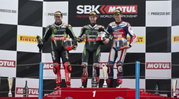 SBK - Jonathan Rea - Kawasaki Ninja ZX-10R - Sunday - Race 2