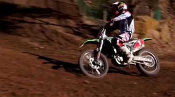 Embedded thumbnail for Winter training Motocross camp