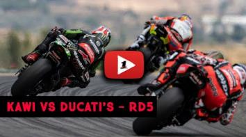 Embedded thumbnail for Kawasaki Vs The Ducatis