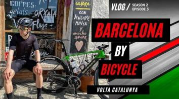 Embedded thumbnail for BARCELONA BY BICYCLE - VOLTA CATALUNYA