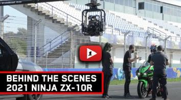 Embedded thumbnail for 2021 ZX-10R | BEHIND THE SCENES