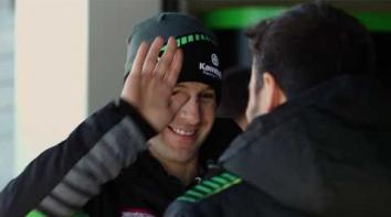 Embedded thumbnail for Green Lines: Behind the Scenes with Kawasaki Racing Team. Episode 2
