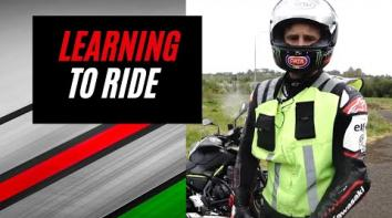 Embedded thumbnail for I'm Learning To Ride A Bike!