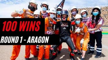 Embedded thumbnail for 100 WINS - ARAGON