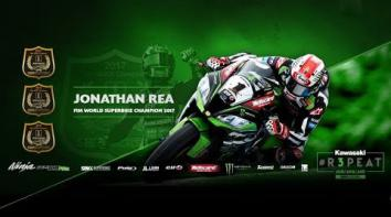 Embedded thumbnail for 2017 WorldSBK Champion, Jonathan Rea: Exclusive Kawasaki Documentary